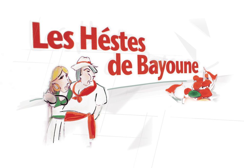 Projet Iconicité Ferias Bayonne basques 1