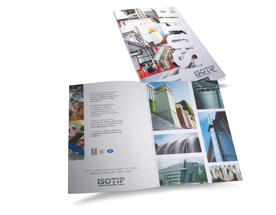 Isotip projet tarif présentation société