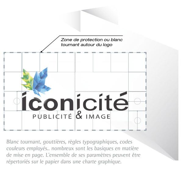 Exemple de règle de mise en page par Iconicité