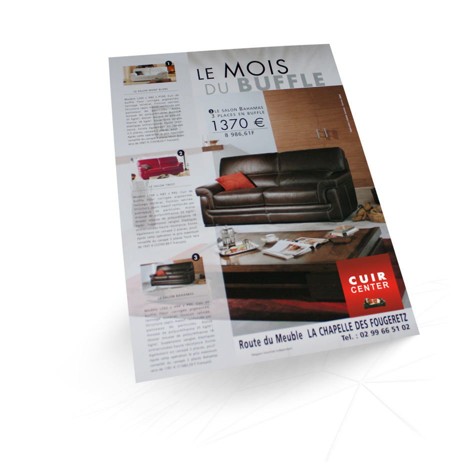 Iconicité freelance Annoville Manche archives crea cuir center 2