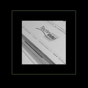 Personnalisation de classeur pour industriels par Iconicité Studio graphique Manche