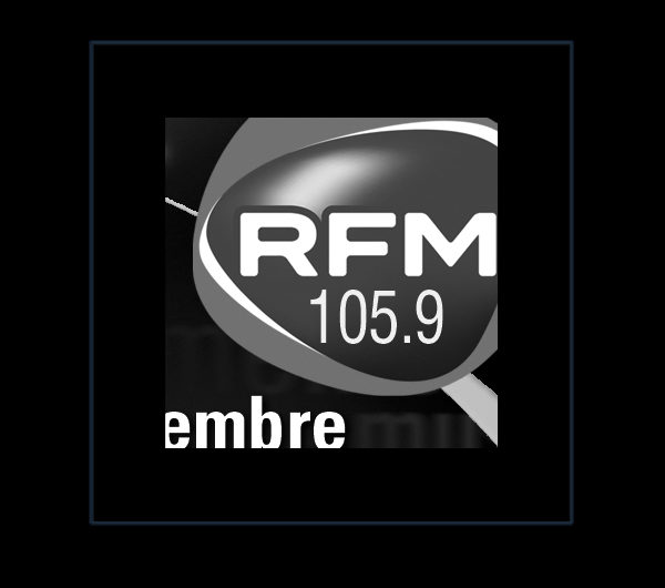 Parutions presse pour RFM - Réalisations studio graphique Iconicité Manche