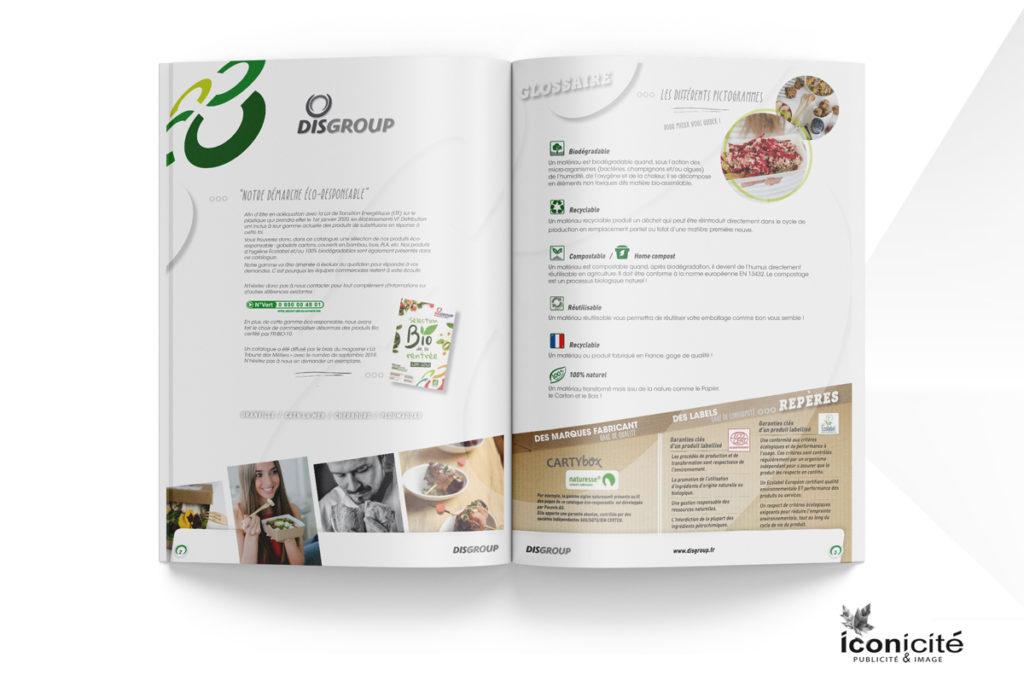Creation graphique parution Tribune des metiers 2020 Manche